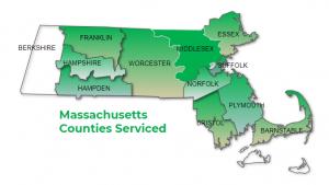 Massachusetts Solar Installation Service Area