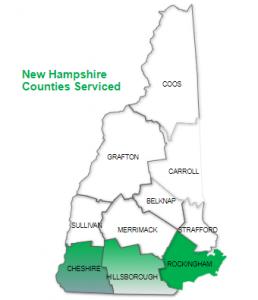 New Hampshire Solar Installation Service Areas