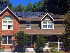 Leominster MA Solar Installation